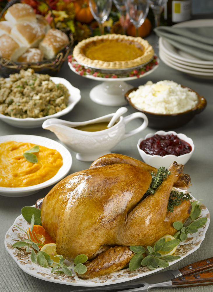 5 Simple Tips to Enjoy Your Holiday Dinner Without Stomach Issues